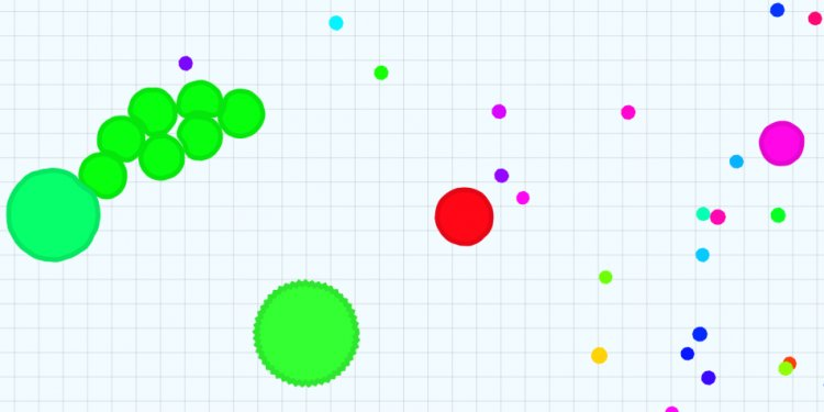 Browser-Based Agar.io Will