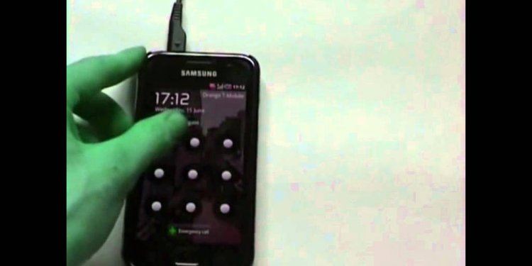 How to Unblock SAMSUNG GALAXY