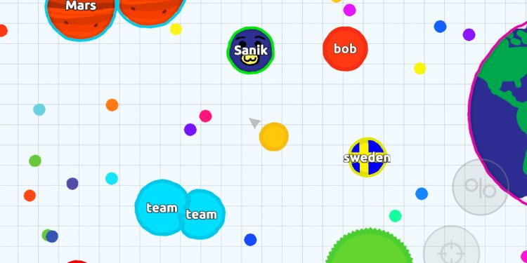 Agar.io developer