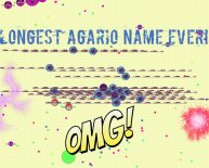 Agario io name Ghost